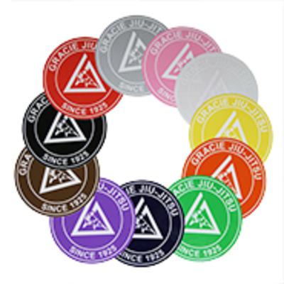 "(4x4"") Official Gracie Academy Sticker"