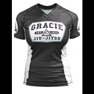 Short Sleeve Gracie Rashguard (Women)