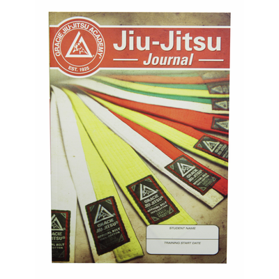 Gracie Bullyproof Jiu-Jitsu Journal