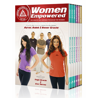 Women Empowered Standard DVD Package