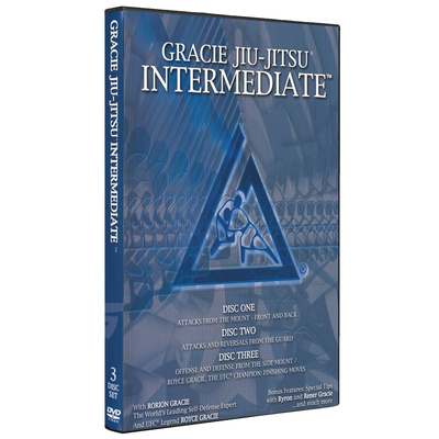 Gracie Jiu-Jitsu Intermediate