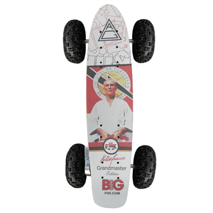 Big Daddy Electric Skateboard (Special Edition by Fiik Skateboards)