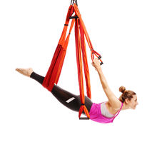 $1 Trial! Yoga Trapeze Orange (30 days) with Free DVD Tutorials