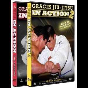 Gracie Jiu-Jitsu In Action Collection