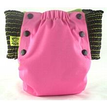 Pink Antsy Pants™ in 2T size fits from around 20lbs to 28lbs