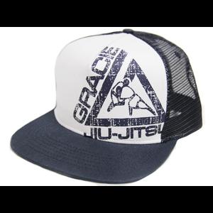 Gracie Trucker Hat (Blue)
