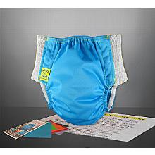 New To Antsy Pants™ Intro Offer - FREE SHIPPING - AIO Antsy Pants™ + Stash Planner and color swatch set. Choose Size S, M or L to fit your child 15-65lbs.