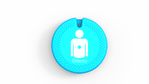 Beaty Real-Time CPR Feedback Device - Blue