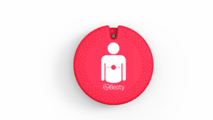 Beaty Real-Time CPR Feedback Device - Red